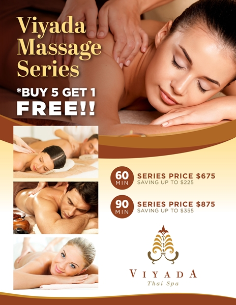 Viyada Massage Series
