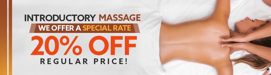 Viyada Introductory Massage