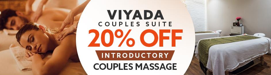 Viyada Couples Massage